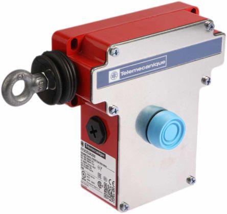 Telemecanique Sensors XY2-CE Cable Switch, Left Side, 50m, NO/NC