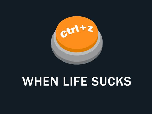 When Life Sucks T Shirt