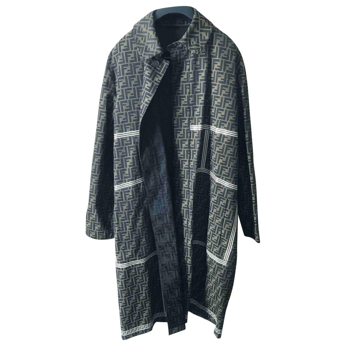 Fendi - Manteau   pour homme - marron
