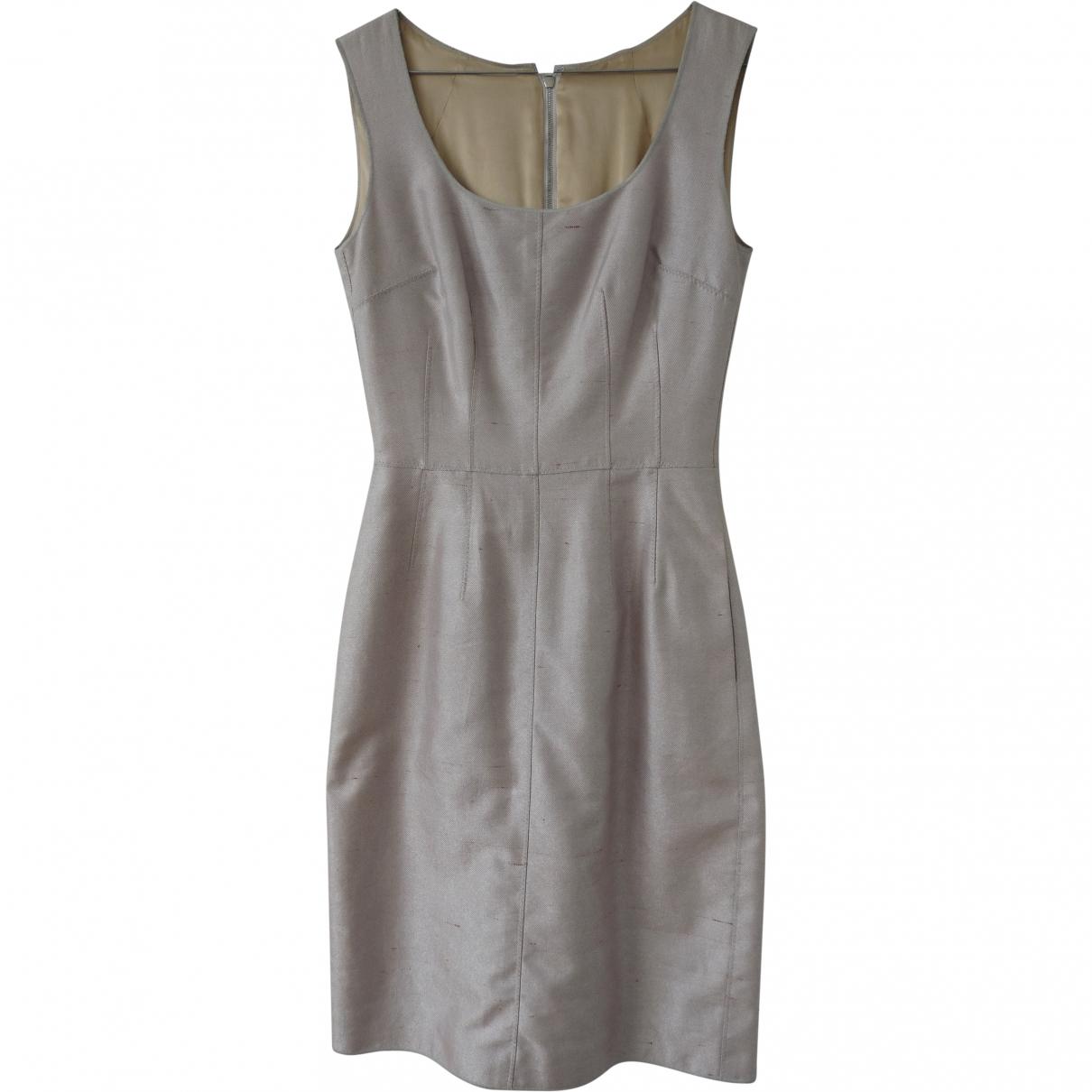 Dolce & Gabbana \N Pink Silk dress for Women 38 IT