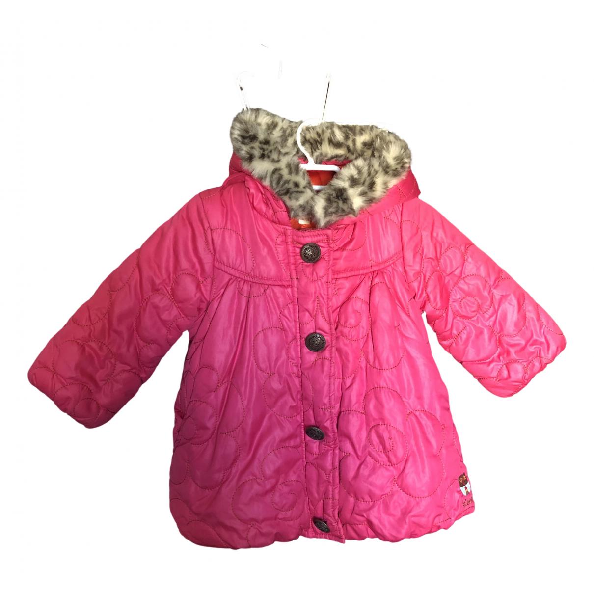 Kenzo \N Pink jacket & coat for Kids 12 months - up to 74cm FR