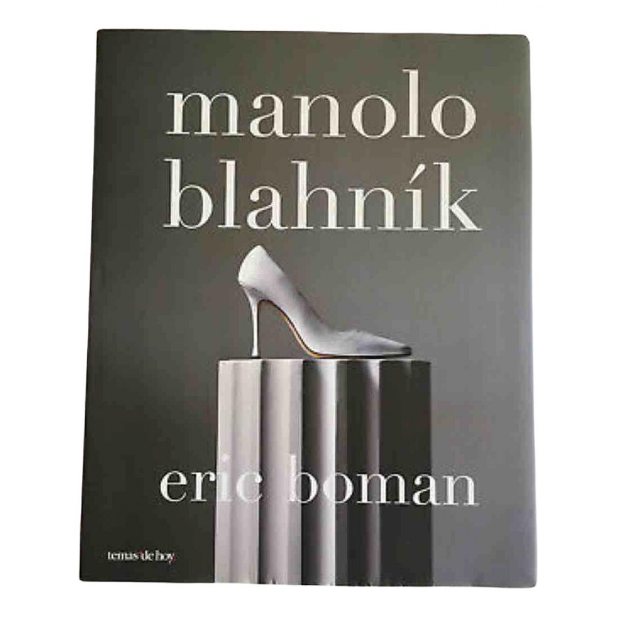 Manolo Blahnik - Mode   pour lifestyle en coton - multicolore
