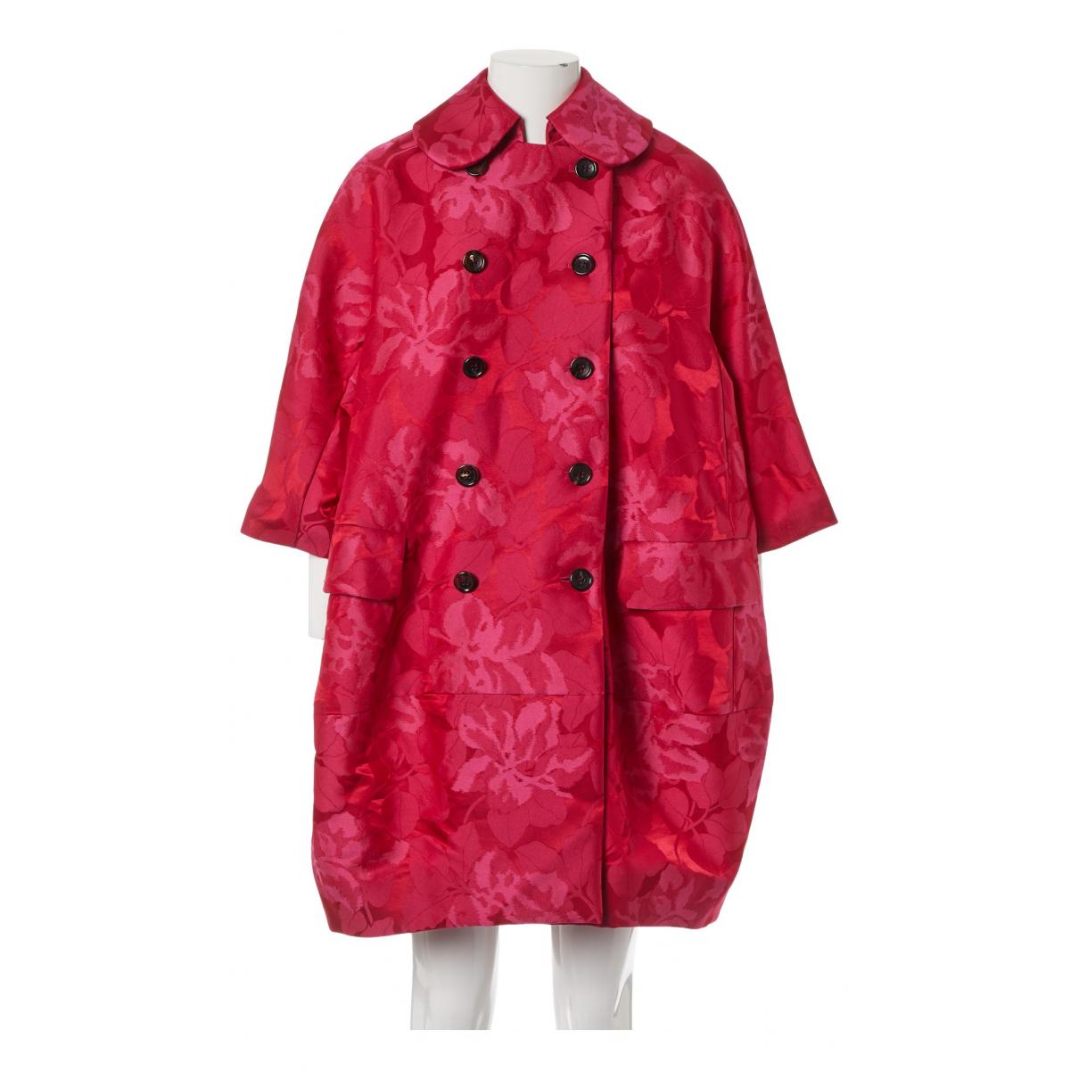 Comme Des Garcons \N Jacke in  Rosa Polyester