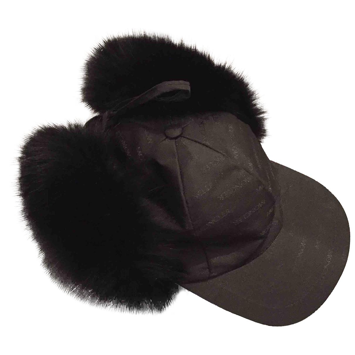 Moncler \N Black hat for Women M International