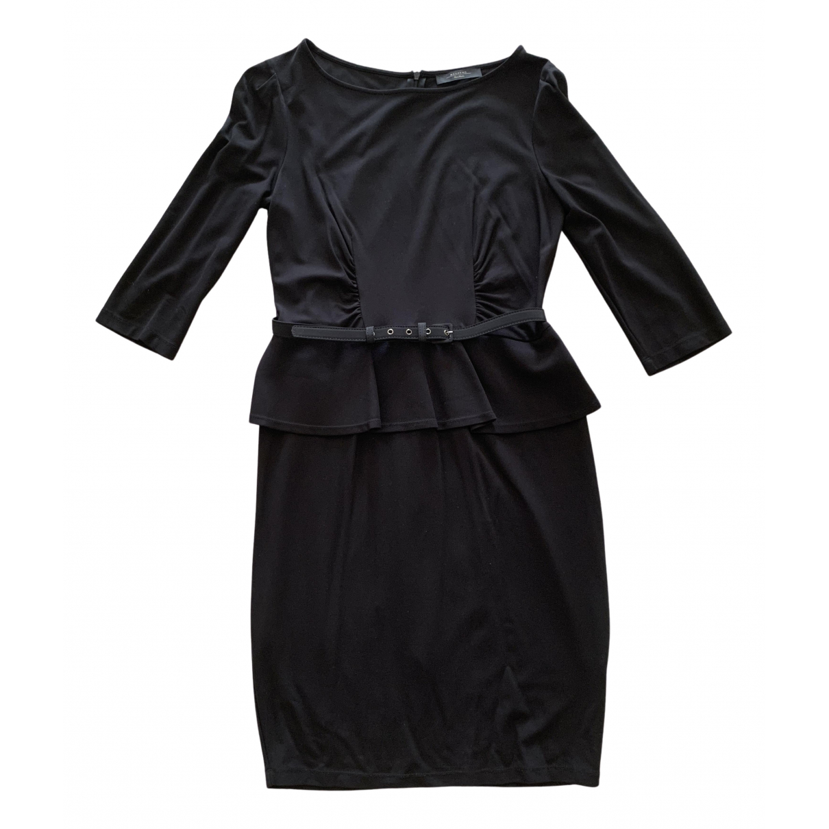 Max Mara Weekend N Black dress for Women L International