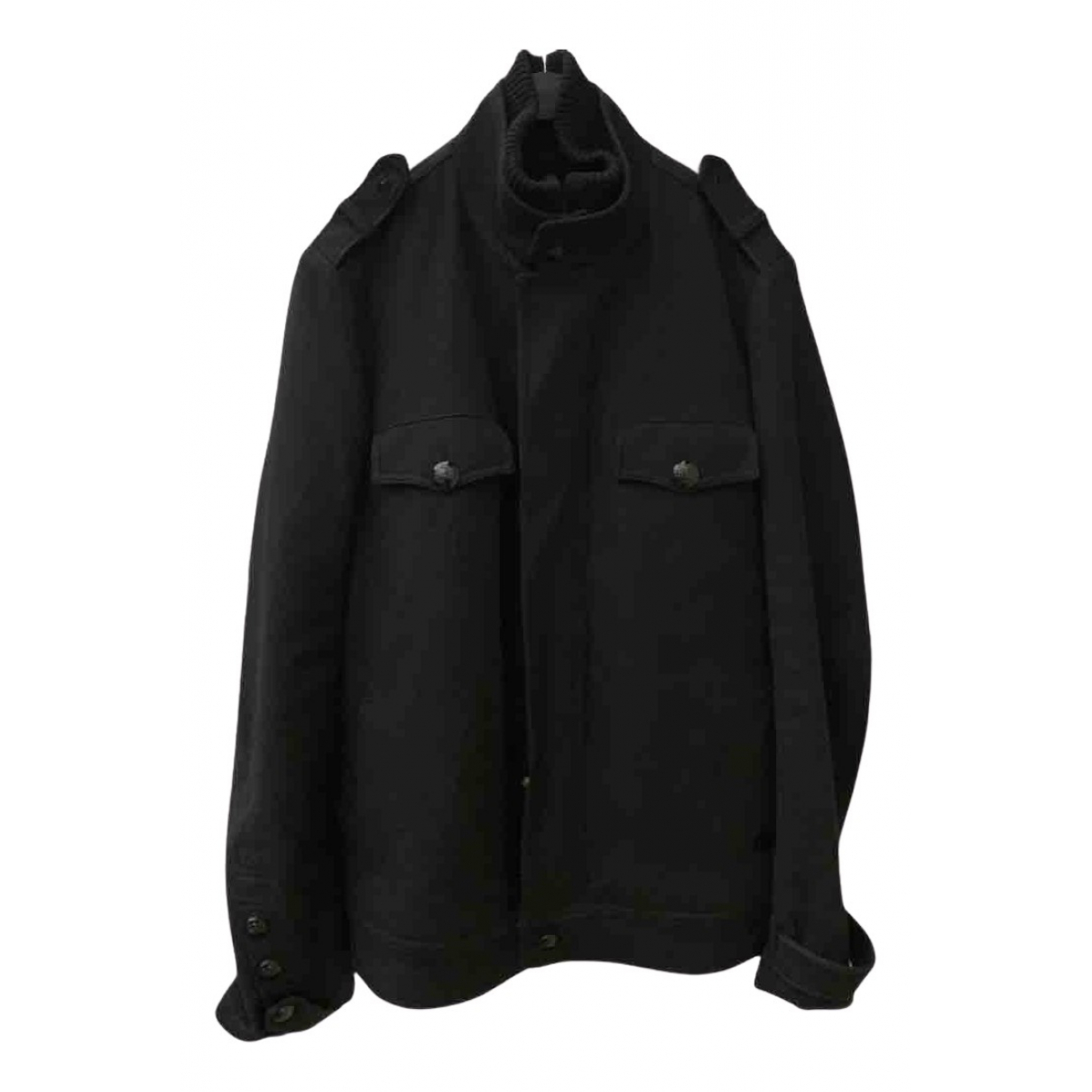 Burberry N Black Wool jacket  for Men S International