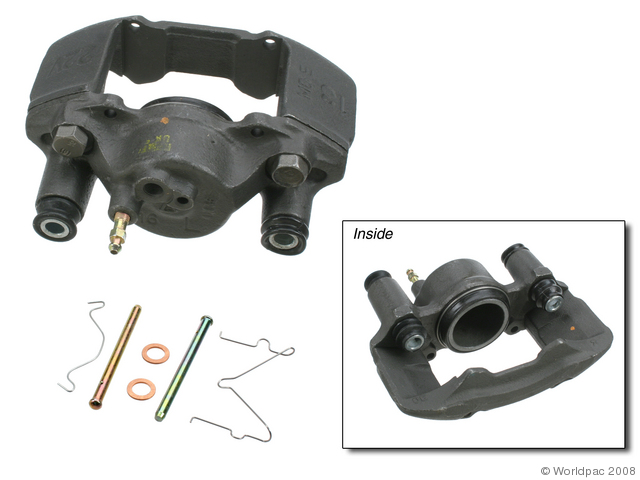 Cardone W0133-1701612 Disc Brake Caliper Front Left