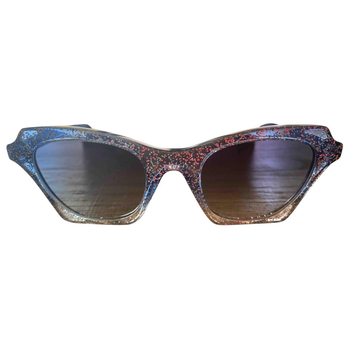 Burberry \N Blue Sunglasses for Women \N