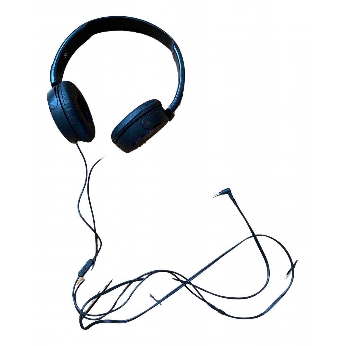 Sony - Accessoires   pour lifestyle en cuir - noir