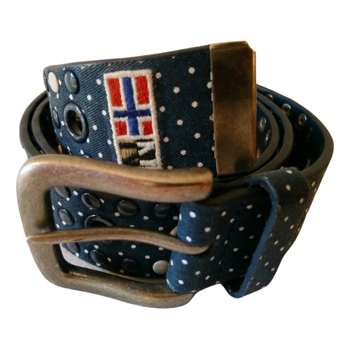 Cinturon de Cuero Napapijri
