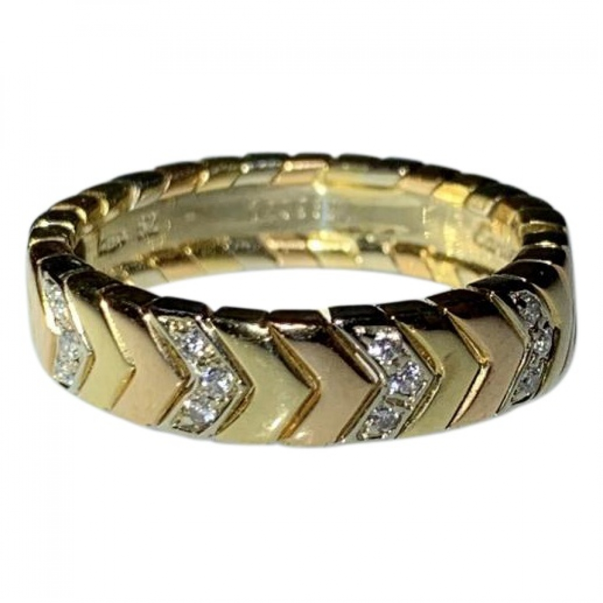 Cartier \N Ring in Gelbgold