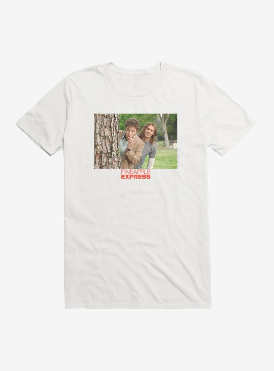 Pineapple Express Dale And Saul Peeking T-Shirt