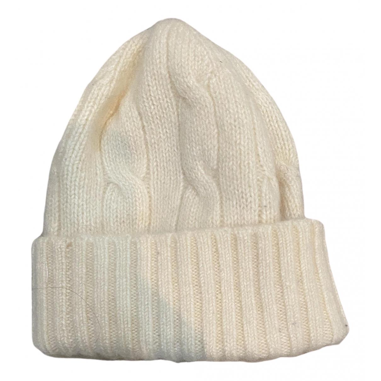 Polo Ralph Lauren \N Hut, Muetzen, Handschuhe in  Ecru Kaschmir