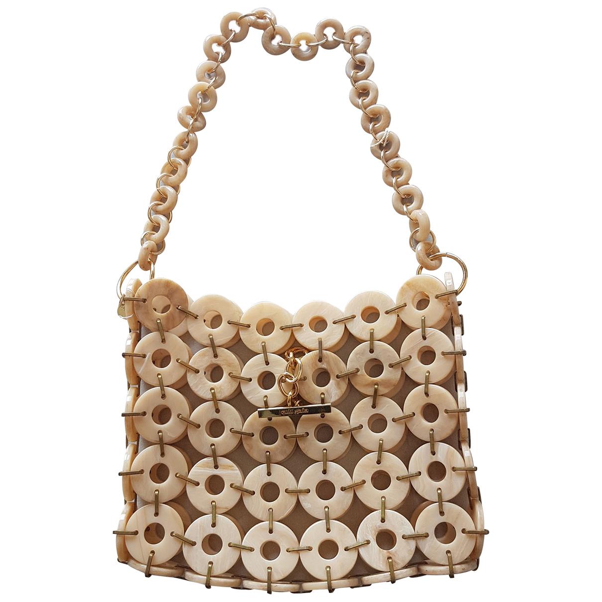 Cult Gaia N Beige handbag for Women N