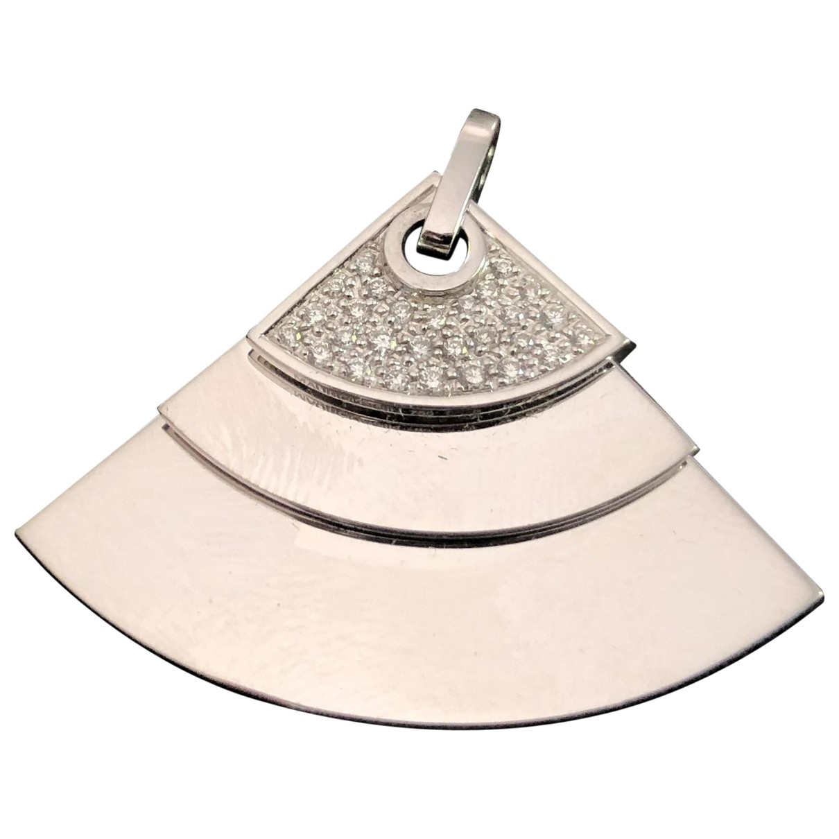 Mauboussin \N Silver White gold pendant for Women \N