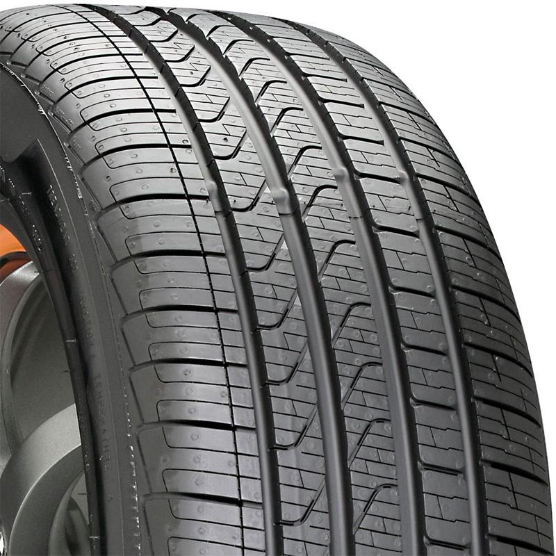 Pirelli 2338400 Cinturato P7 All Season Plus Tire 245 /45 R20 99V SL BSW