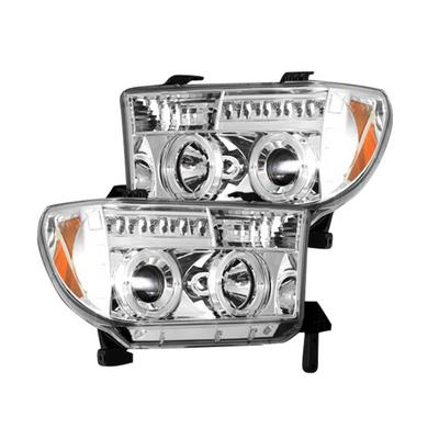 RECON Projector Headlights - 264194CLC