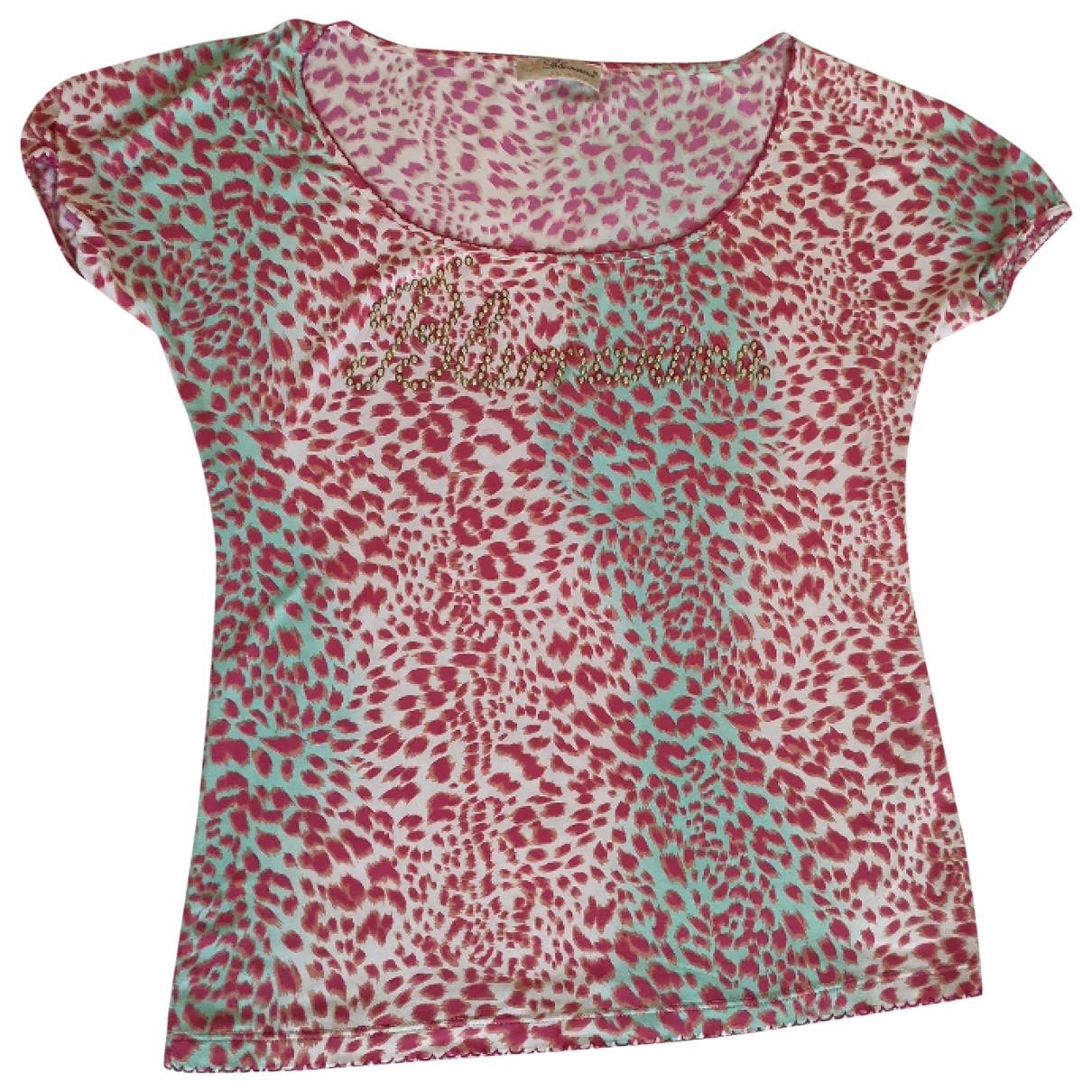 Blumarine - Top   pour femme - multicolore