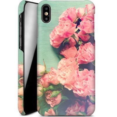 Apple iPhone XS Max Smartphone Huelle - Garden Party von Joy StClaire