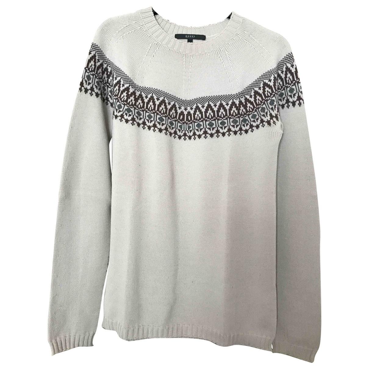 Gucci - Pull   pour femme en laine