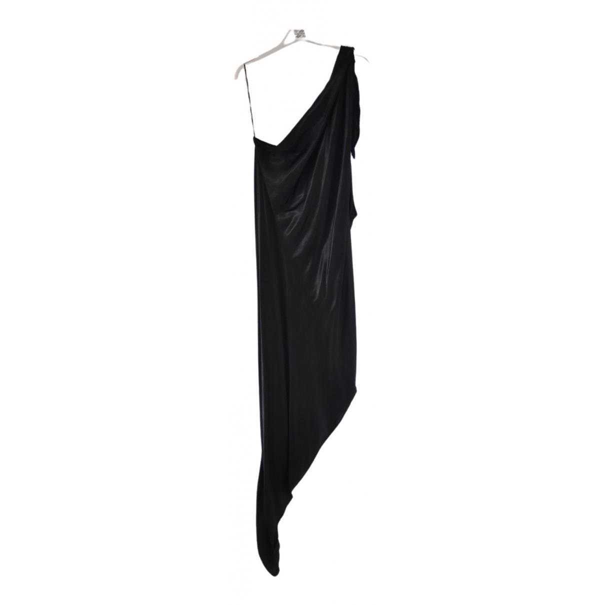 Mm6 - Robe   pour femme - noir