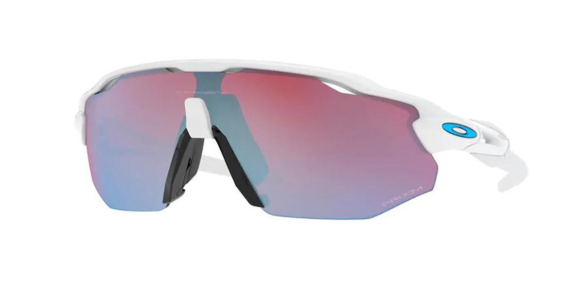Oakley OO9442 RADAR EV ADVANCER/S 944210 Men's Sunglasses White Size 138