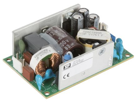 XP Power , 40W Embedded Switch Mode Power Supply SMPS, 36V dc, Open Frame, Medical Approved