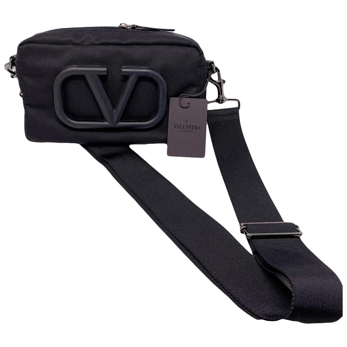 Valentino Garavani Vsling Black handbag for Women N