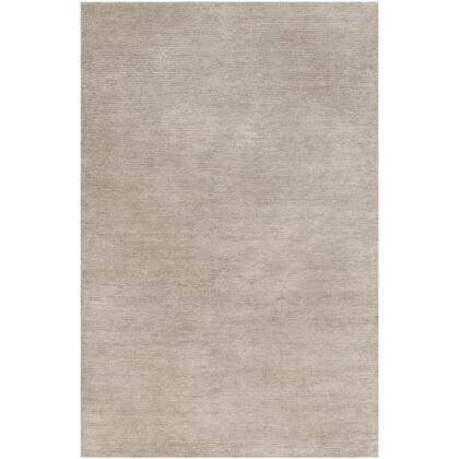Lamia LMI-1001 2' x 3' Rectangle Modern Rug in Taupe