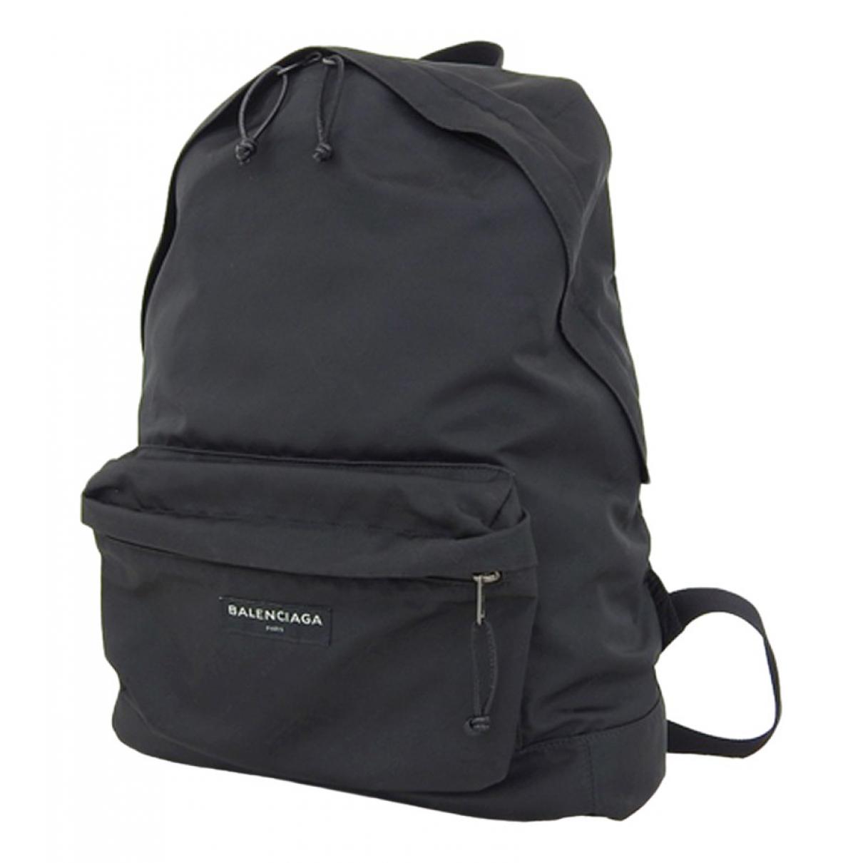 Balenciaga \N Taschen in  Schwarz Synthetik