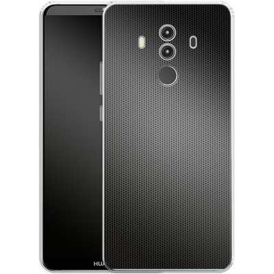 Huawei Mate 10 Pro Silikon Handyhuelle - Carbon II von caseable Designs