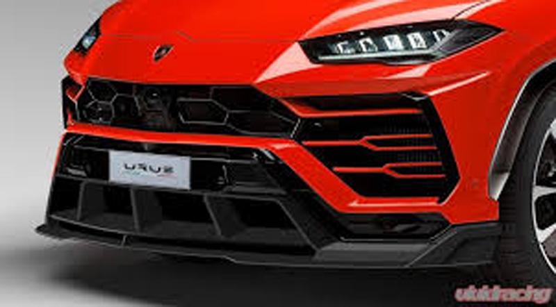 1016 Industries 1016.840.05 Front Upper Lip Lamborghini Urus 18-20