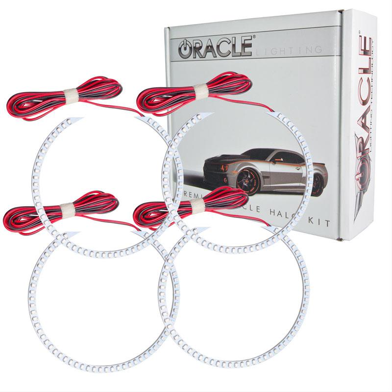 Oracle Lighting 2639-007 Chevrolet Silverado 2007-2013 ORACLE LED Halo Kit Round Style