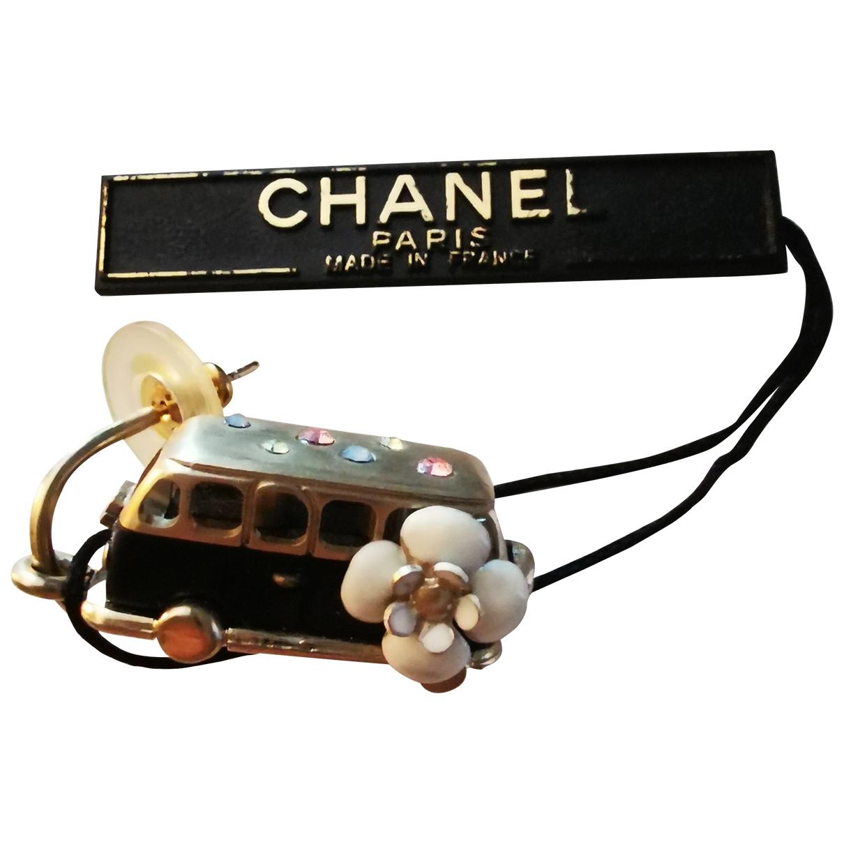 Pendientes Camelia Chanel