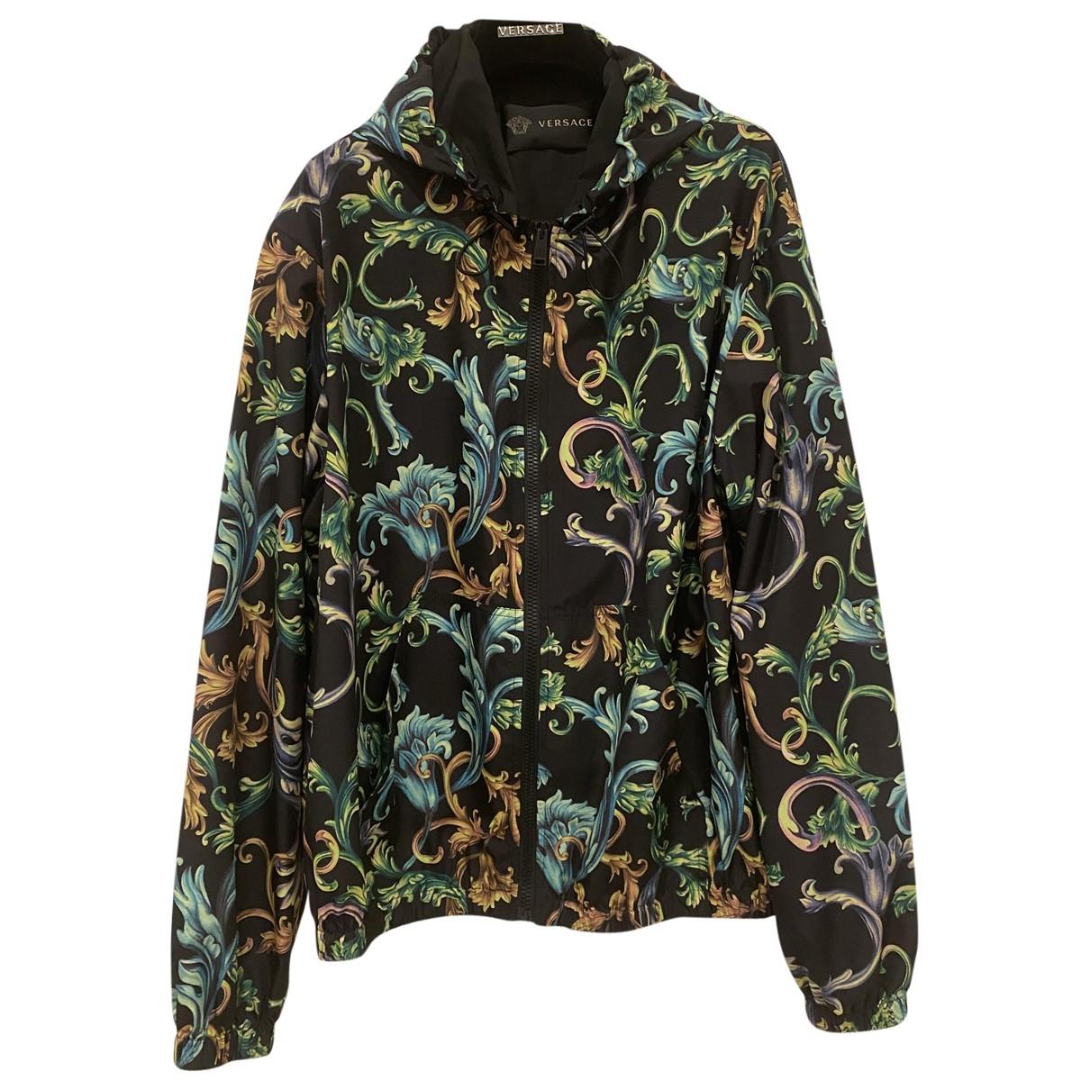 Versace \N Jacke in  Bunt Polyester