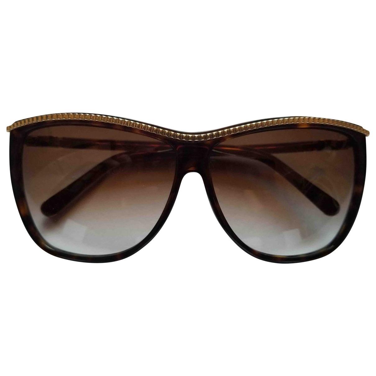 Chloé \N Brown Sunglasses for Women \N