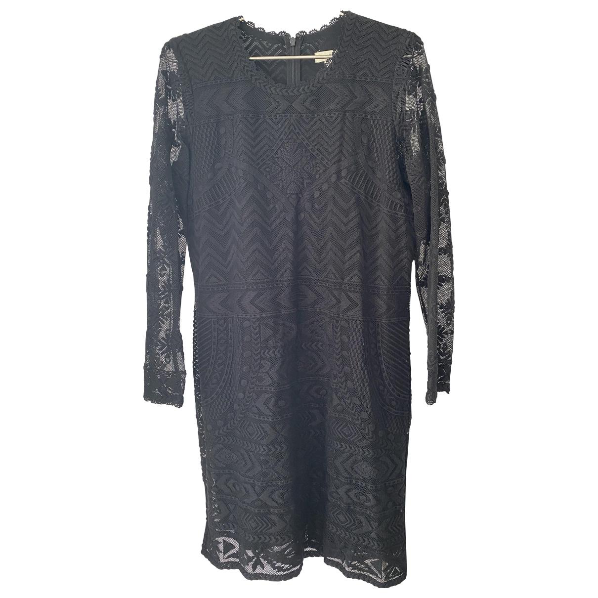Isabel Marant Pour H&m \N Black Cotton dress for Women 42 FR