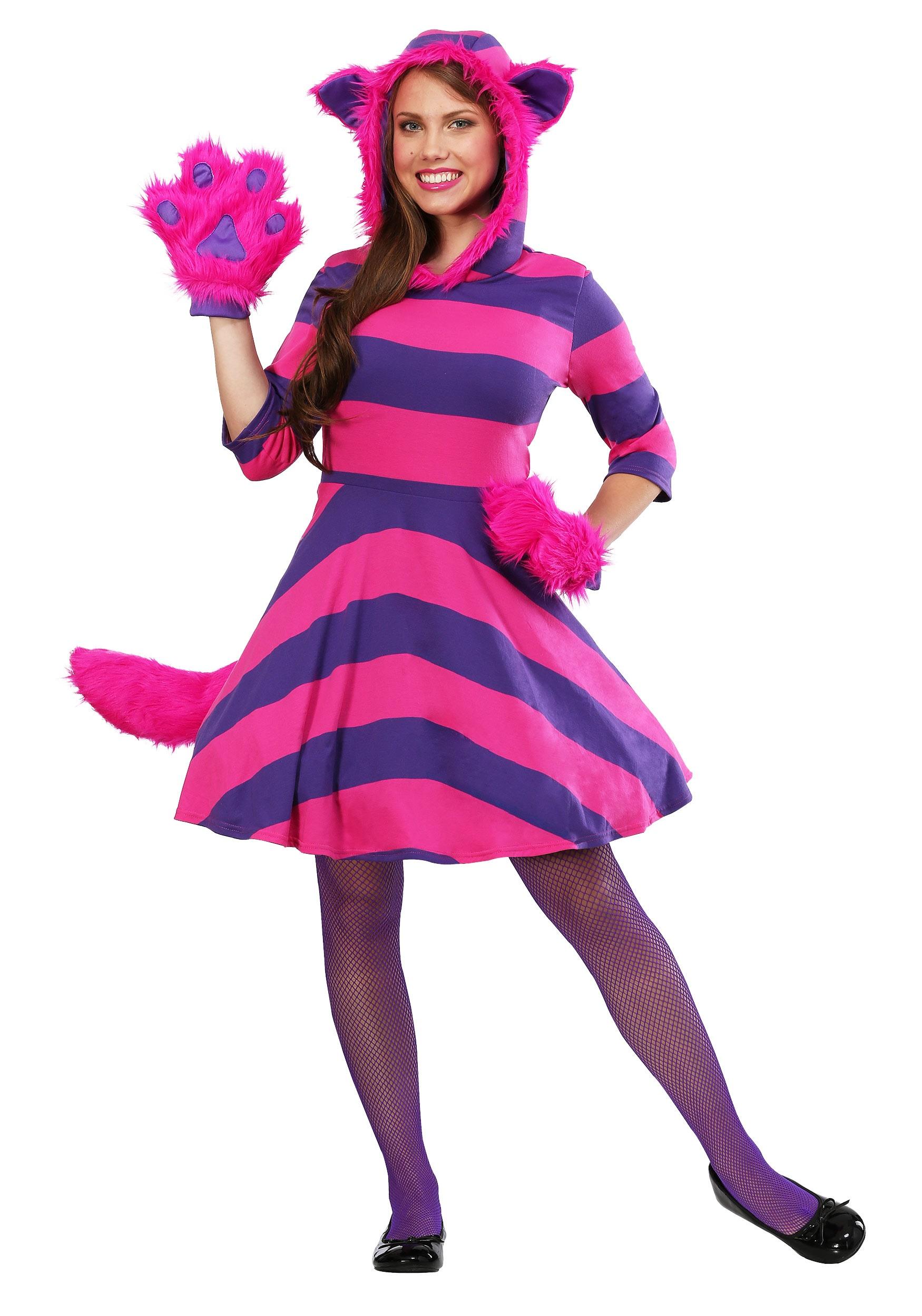 Cheshire Cat Costume for Women