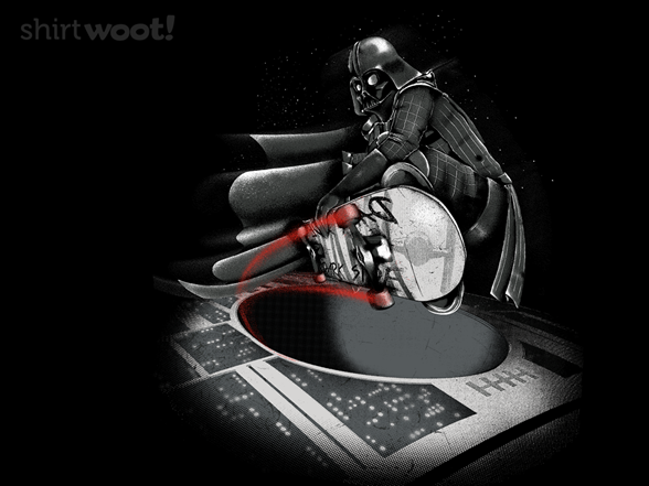 Go Vader! T Shirt