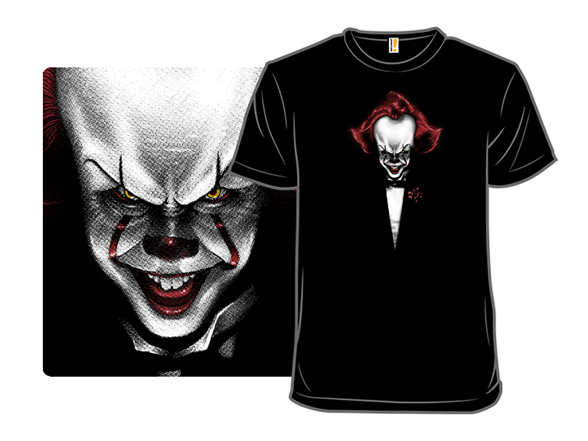The Clown Father T Shirt
