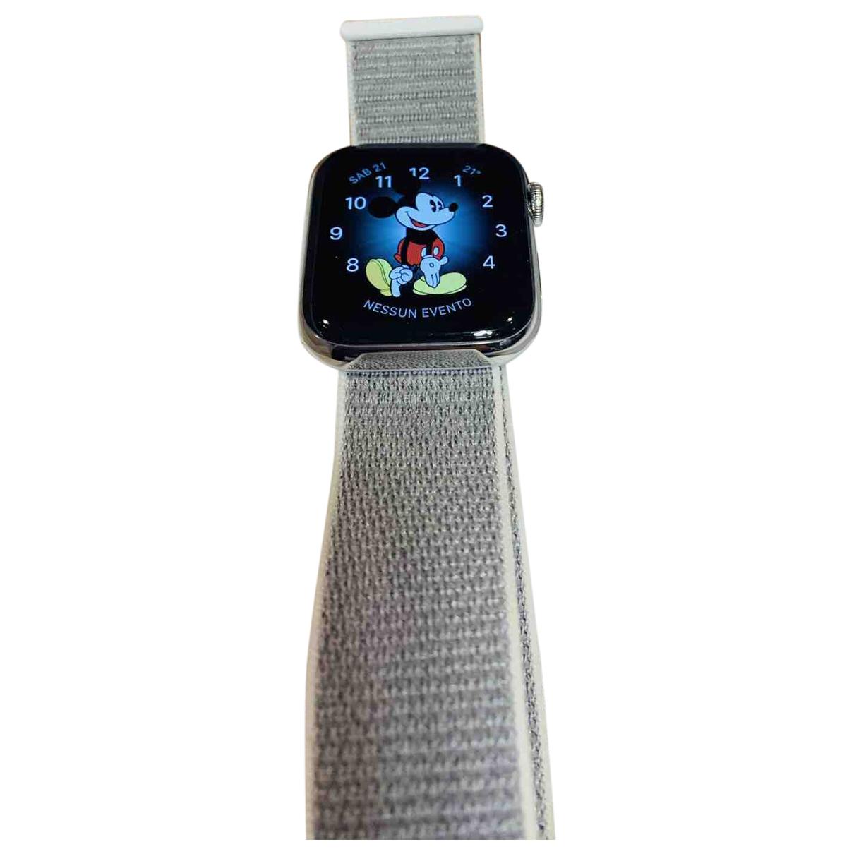 Apple - Montre Apple Watch 44mm pour homme en acier