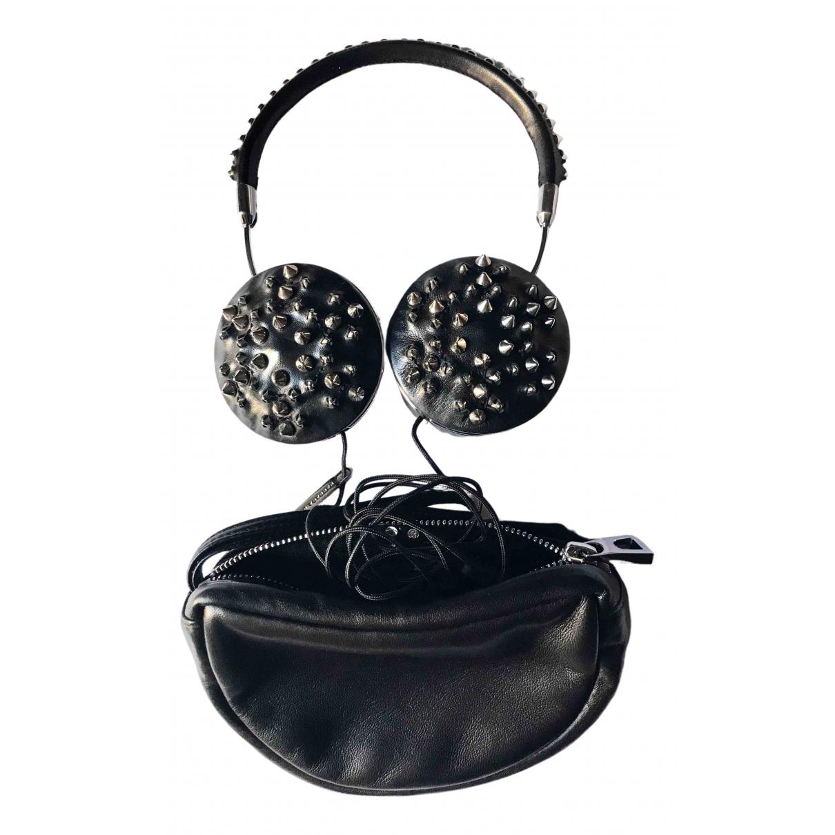 Barbara Bui - Accessoires   pour lifestyle en cuir - noir