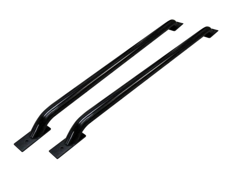 Go Rhino 8048B Multi-Fit Universal Bed Rails (With Base Plates) - 48 Long