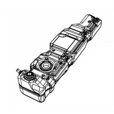 Jeep Fuel Tank - 52059729AI