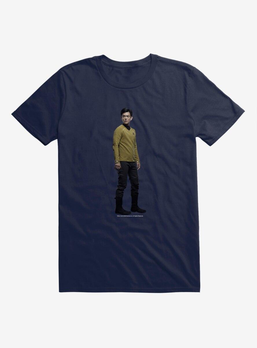 Star Trek Into Darkness Sulu T-Shirt