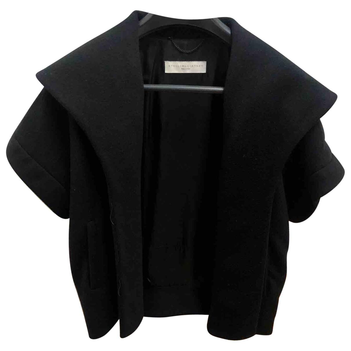 Stella Mccartney \N Black Wool jacket for Women 44 IT
