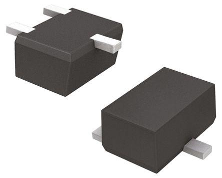 ROHM 2SC4081UBTLR NPN Bipolar Transistor, 150 mA, 50 V, 3-Pin UMT (200)