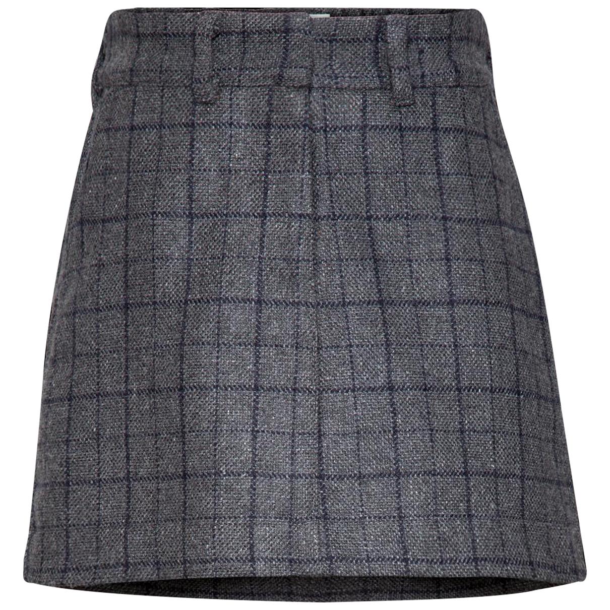 American Outfitters \N Rocke in  Grau Wolle