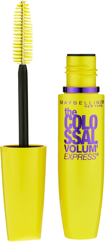 Volum' Express The Colossal Mascara - Classic Black