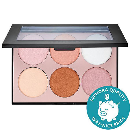 SEPHORA COLLECTION Illuminate Palette, One Size , No Color Family